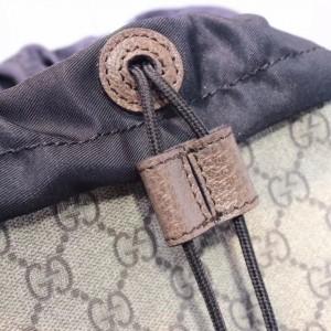Gucci Beige Soft GG Supreme Backpack