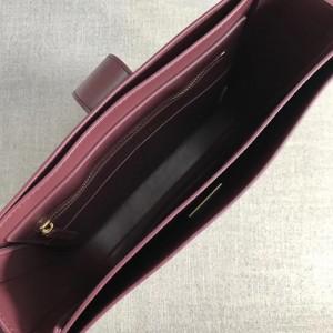 Bottega Veneta Marie Bag In Bordeaux Nappa Leather