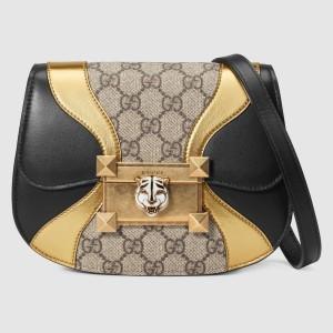 Gucci Osiride Small GG Shoulder Bag