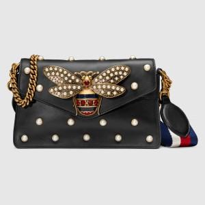 Gucci Black Broadway Mini Shoulder Bag