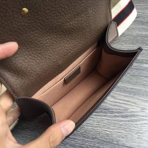 Gucci GucciTotem Small Crystals Shoulder Bag