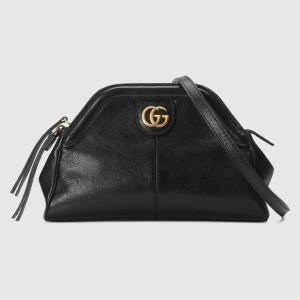 Gucci Black RE(BELLE) Small Shoulder Bag