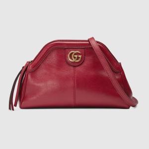 Gucci Red RE(BELLE) Small Shoulder Bag