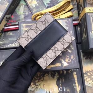 Gucci Eden GG Supreme Bi-fold Wallet