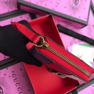 Gucci Multicolour Queen Margaret Zip Around Wallet